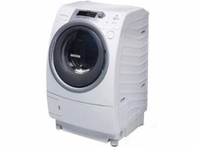 东芝 全自动滚筒XQG80-ESE洗衣机不锈钢内筒 洗衣机