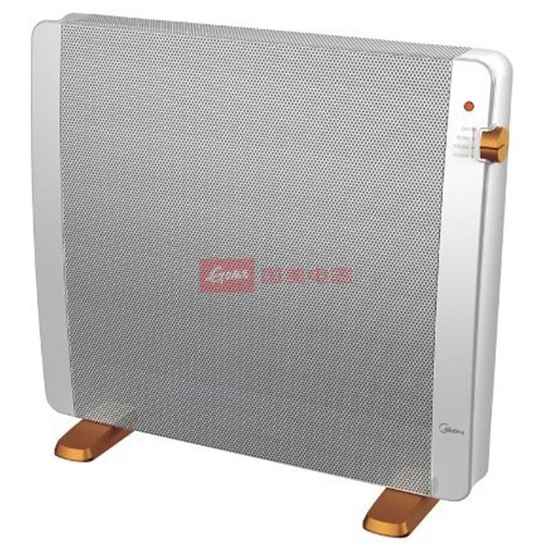 美的 16㎡ 左右中端高性价比机械式2档50HZ对衡式取暖器 取暖器