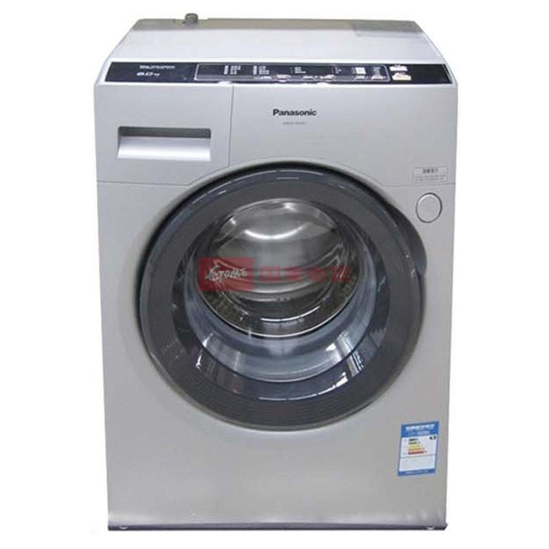 松下 全自动滚筒XQG60-M6022洗衣机不锈钢内筒 洗衣机