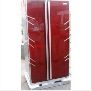 美的 对开门双门定频二级冷藏冷冻BCD-556WKGM冰箱 冰箱