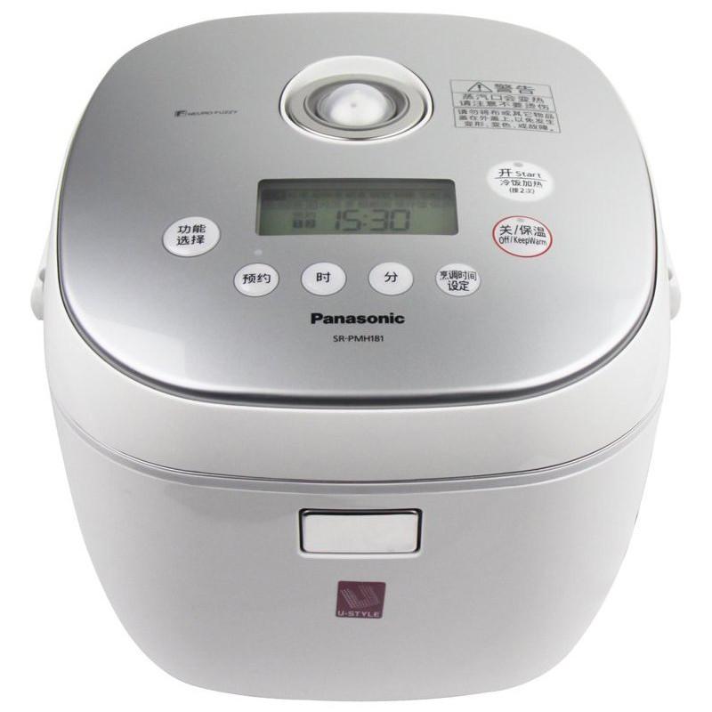 松下 方形煲微电脑式 SR-PMH181电饭煲