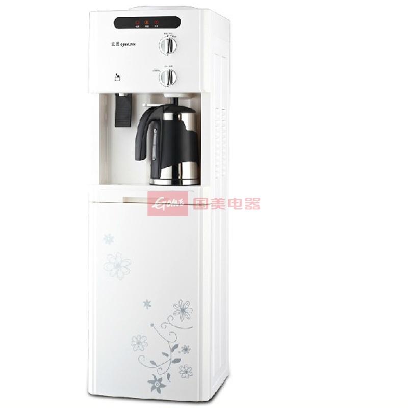沁园 立式温热型YR-10(YL8281W)饮水机50Hz 饮水机