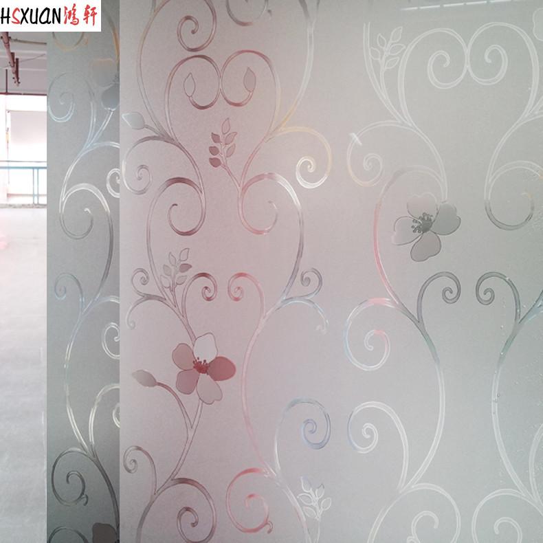 鸿轩 植物花卉 20130620玻璃贴膜