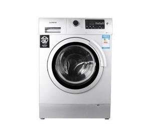 西门子 全自动滚筒WM10S3M8TI洗衣机不锈钢内筒 洗衣机