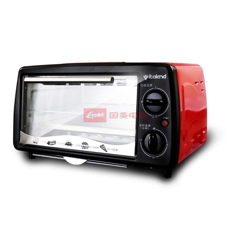威の电器 智能渐进式不锈钢嵌入式烧烤,加热,烤鸡,机械式 电烤箱