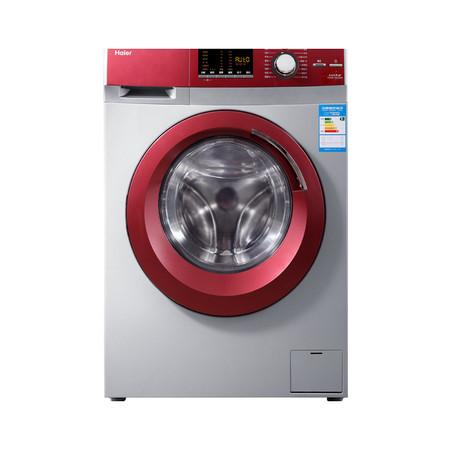 海尔 全自动滚筒XQG60-HB10288洗衣机不锈钢 洗衣机