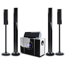 黑色仅有功放无碟机模拟传输数字传输木音柱式 家庭影院