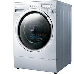 松下 全自动滚筒XQG70-E70GS洗衣机不锈钢内筒 洗衣机