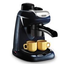黑色PP塑料+不锈钢说明书、 保修卡50/60HZ意大利式泵压式 EC7咖啡机