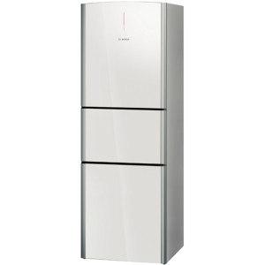 博世 左开门三门定频一级冷藏冷冻KKF25922TI冰箱 冰箱