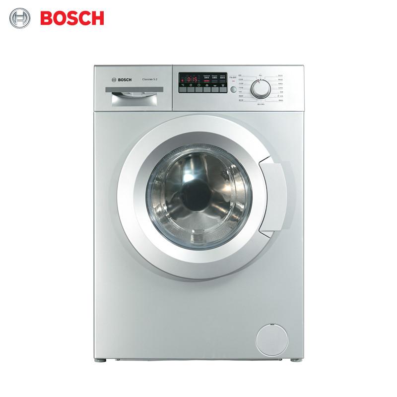 博世 全自动滚筒WAX20268TI洗衣机不锈钢内筒 洗衣机