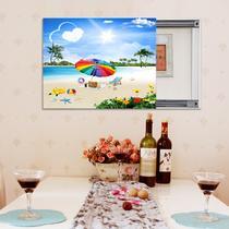平面无框单幅价喷绘 装饰画
