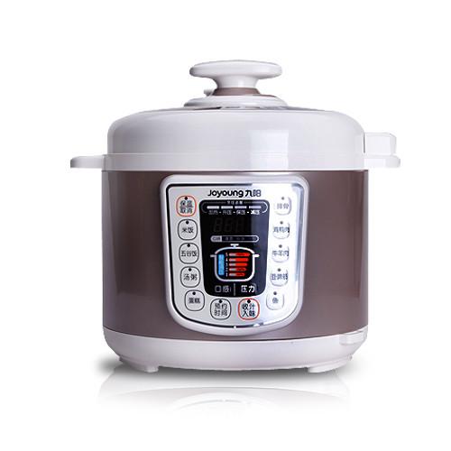 九阳 70kpa蒸、煮、煲、炖、焖微电脑式 JYY-50YS83电压力锅