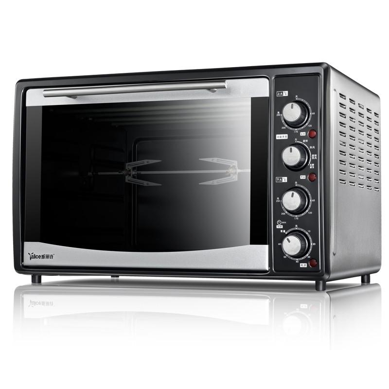 雅丽诗 银色全国联保机械式卧式 GT42RC-S1电烤箱