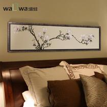 平面无框植物花卉喷绘 2933-3188-3158-2937-2934-3187装饰画