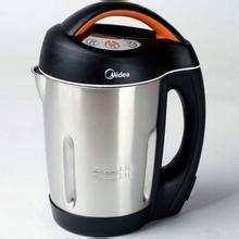 美的 黑色不锈钢1.3L DS13A21豆浆机