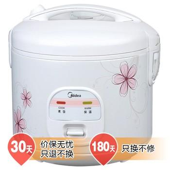美的 圆形煲机械式 YJ307M电饭煲