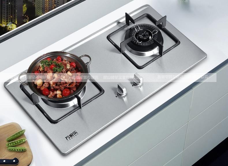 2-ql3 面板材质  不锈钢 气灶结构  嵌入式 额定热流量 左  3.