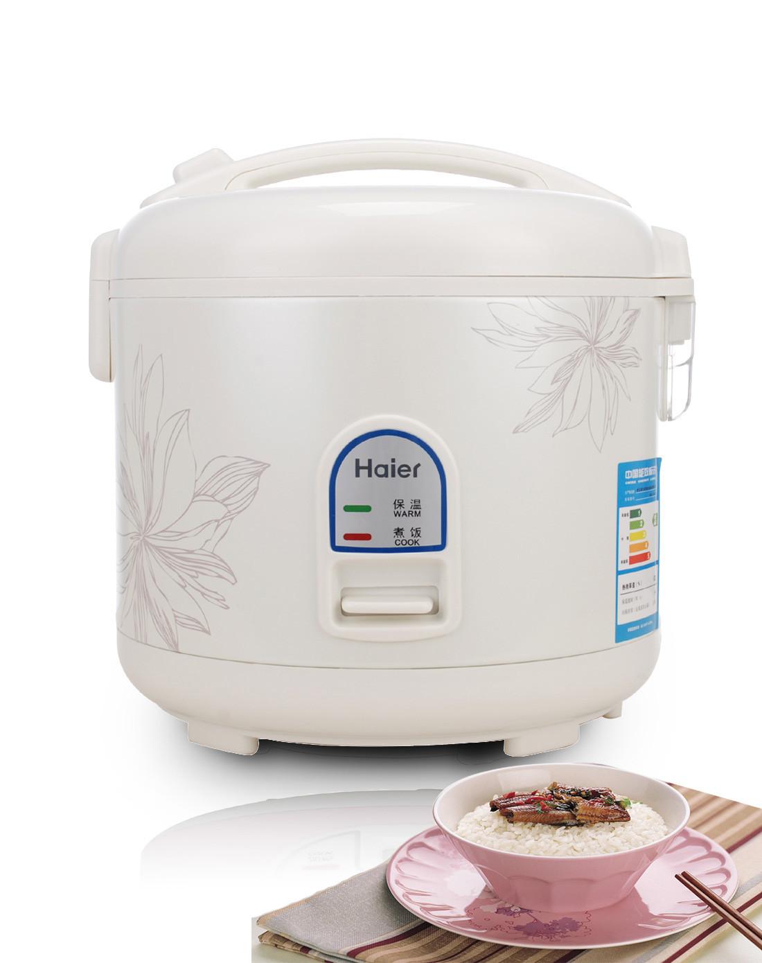 海尔 圆形煲机械式 hrc-yj308电饭煲