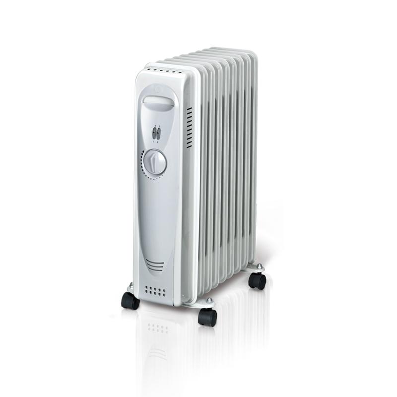 佳星 中端高性价比机械式3档50hz电热油汀 DF-150P-9 电热油汀取暖器取暖器