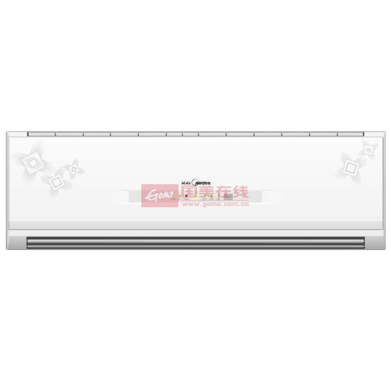 美的 白色冷暖定频高智星壁挂式三级 KFR-35GW/DY-IF(R3)空调