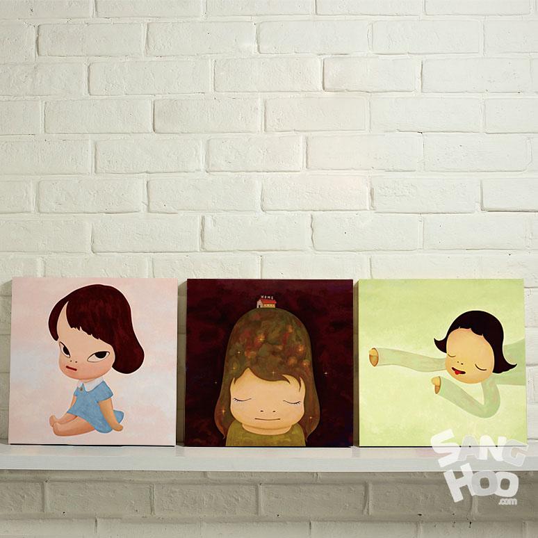 三合平面无框标价为一副的价格卡通动漫喷绘装饰画