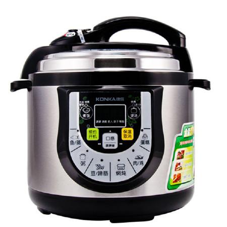 康佳 蒸、煮、煲、炖、焖微电脑式 KPC-50ZS31HS电压力锅