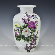 陶瓷台面花瓶中号新古典 花器