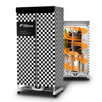 有铝合金家用PTC机械式立方形 DEMQ7E干衣机