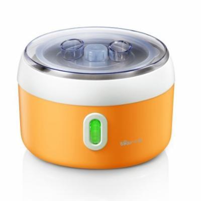 小熊橙色不锈钢酸奶酸奶机