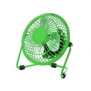 奥利浦浅绿色天蓝色奥利浦转页机械式手持迷你风扇电风扇