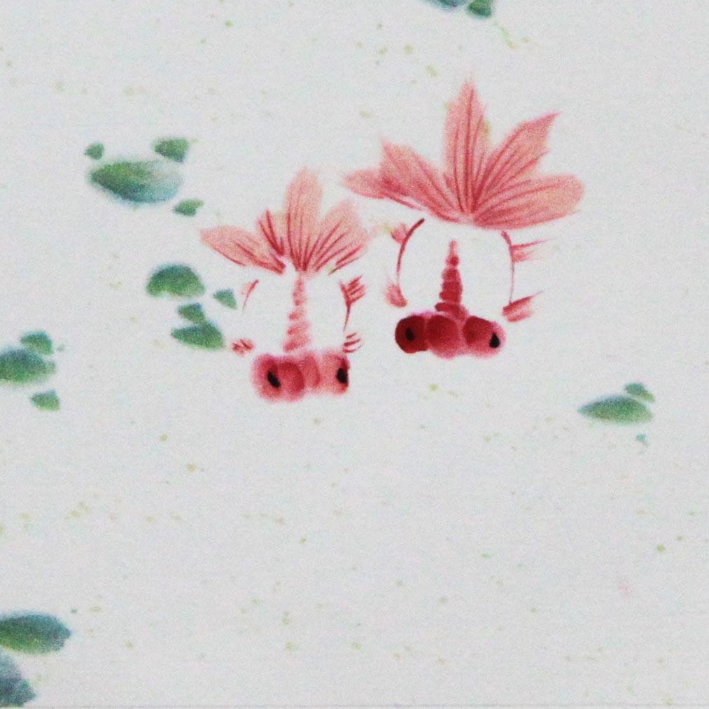 锦翰堂有框独立动物图案-国画