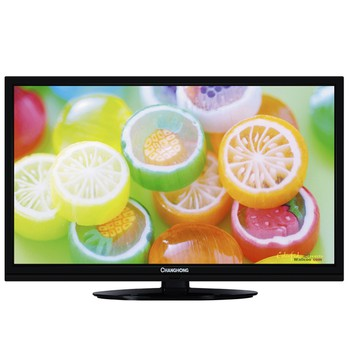 长虹24英寸720pled液晶电视 电视机