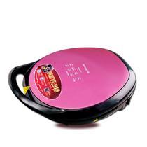 红色悬浮式电饼铛双面加热全国联??菊ǔ蠢蛹?电饼铛
