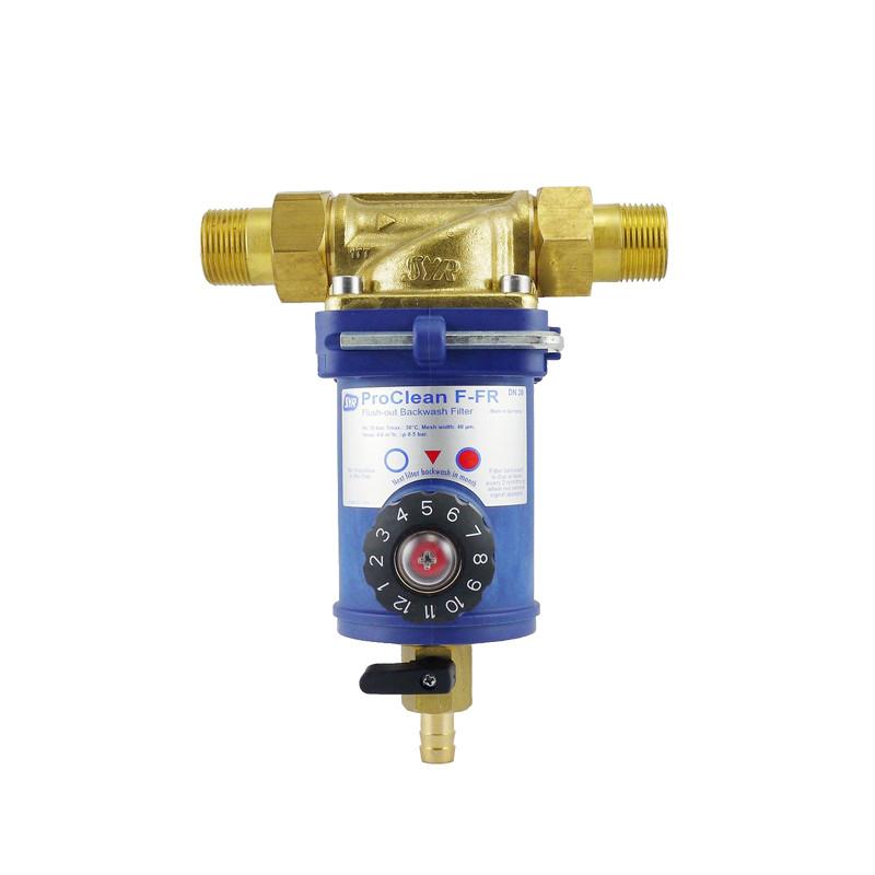 漢斯希爾 不銹鋼濾網SYR/漢斯希爾非直飲前置過濾 WS-2340-20-003凈水器