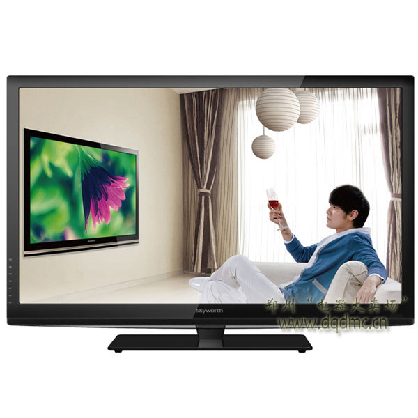 创维 42英寸1080p全高清电视ips(硬屏) 42e82rd电视机