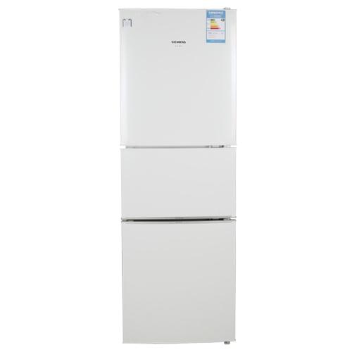 西门子左开门三门定频一级冷藏冷冻冰箱冰箱