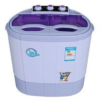 半自动迷你XPB28-1808S洗衣机/脱水机全塑内筒 洗衣机