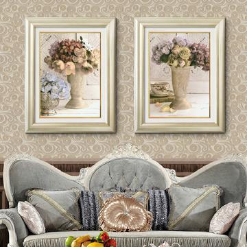 晶典款款款款平面价格为单幅有框植物花卉印刷装饰画