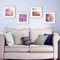 平面有框单幅价格植物花卉印刷 装饰画