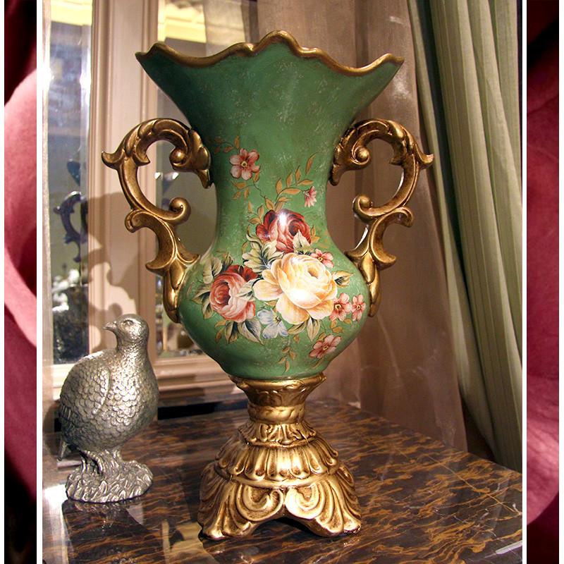 知根陶瓷台面花瓶大号欧式花瓶