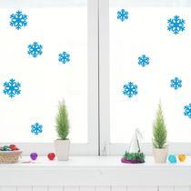 浅蓝白色抽象图案 冰箱贴