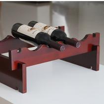 木质工艺榫卯结构框架结构松木拆装置地艺术欧式 酒架