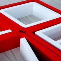 人造板特殊造型刨花板/三聚氰胺板成人简约现代 电视架