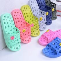 浴室拖鞋夏季情侣 笑脸浴室拖家居鞋