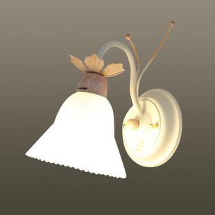松下 玻璃简约现代白炽灯节能灯 松下LBC87062K壁灯
