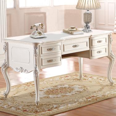 贝蒂蕾 2013年新款书桌散装木储藏单个欧式 书桌价格