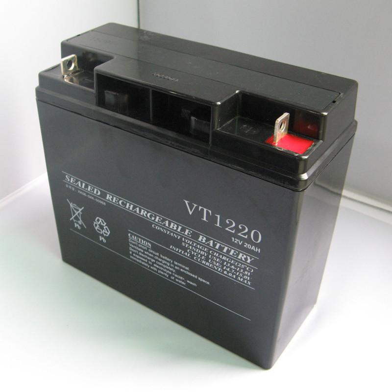 沃塔 照明用 12V20蓄电池蓄电池