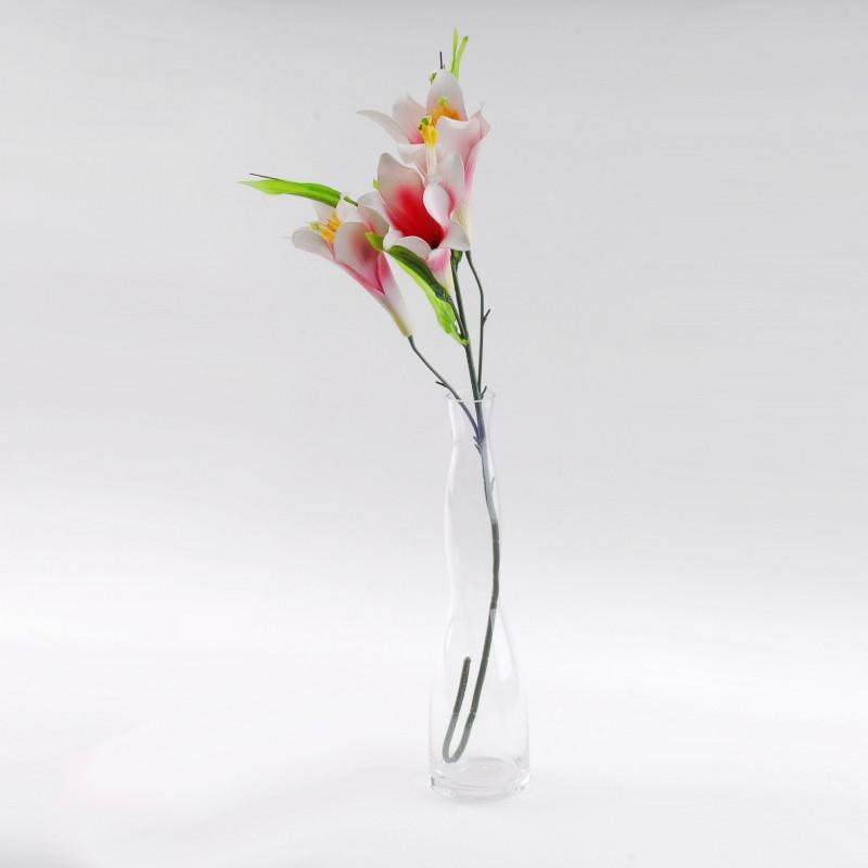 萬得福 玻璃臺面花瓶中號歐式 花器