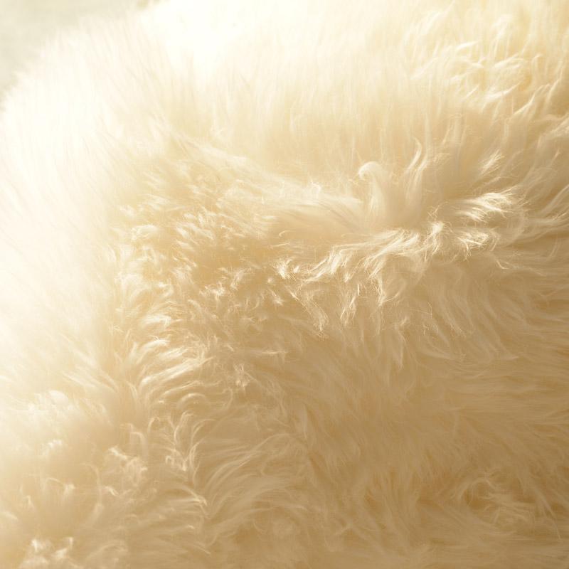 丽家家居 白色羊毛现代中式纯色中国风机器织造 lh-azyp地毯